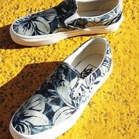 Free People Tropical Classic Slip On