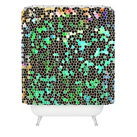 Lisa Argyropoulos Seekers Shower Curtain