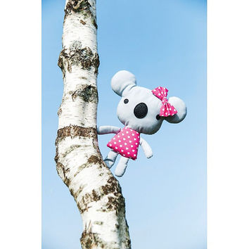 Missy the Koala Toy Sewing Pattern
