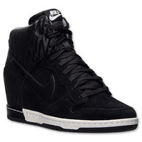 Women's Nike Dunk Sky High Print Casual Shoes