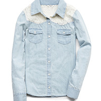 Denim Darling Shirt (Kids)