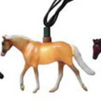 Saddles Tack Horse Supplies - ChickSaddlery.com Decorative Horse Lights - 10-foot string