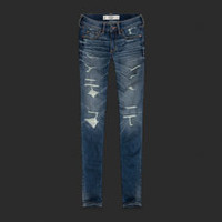 Womens Super Skinny | Womens Shop By Fit | Abercrombie.com