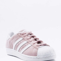 adidas Originals Superstar Pink Trainers - Urban Outfitters