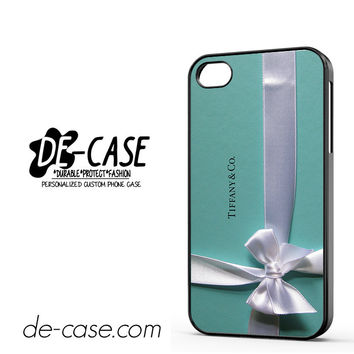 Tiffany Blue Box DEAL-11230 Apple Phonecase Cover For Iphone 4 / Iphone 4S