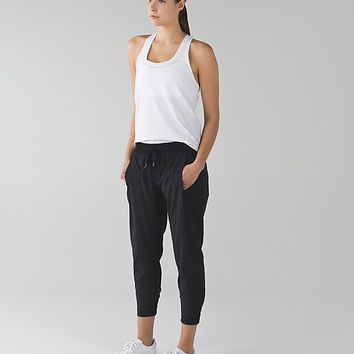stretch it out crop | yoga & running crops | lululemon athletica