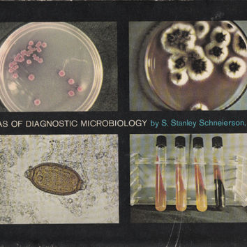 Atlas of Diagnostic Microbiology