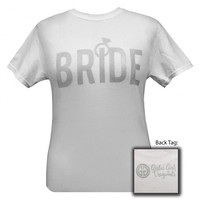 Girlie Girl Originals Bride Wedding Bridal Shower Party T-Shirt