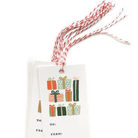 Presents Gift Tags