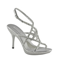 Formal Shoes - Touch Ups Trinity-335 Silver Sandal