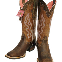 Ariat Crossfire Caliente Square Toe Boots