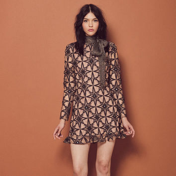 Metz Party Dress by For Love & Lemons