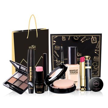 9pcs Pro Full Makeup Sets