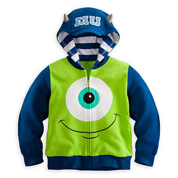 Disney Mike Hoodie for Boys - Monsters University | Disney Store