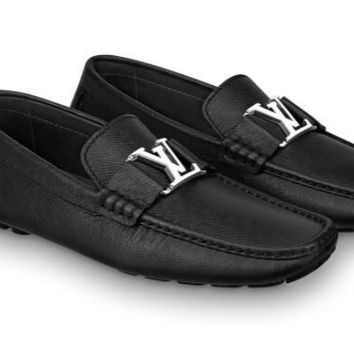 6432019f1 MONTE CARLO MOCCASIN 1A3K2O Men Moccasins Loafers Lace Ups Monk