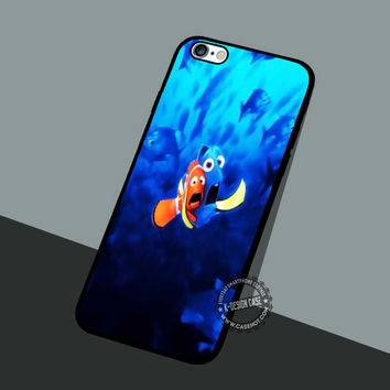 Wallpapers Nemo And Dory - iPhone 7 6 5 SE Cases & Covers