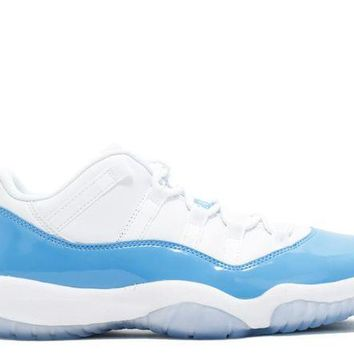 DCCKIG3 AIR JORDAN 11 RETRO LOW 'CAROLINA 2017 RELEASE'