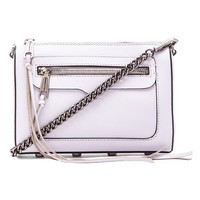 Rebecca Minkoff Avery Crossbody in White