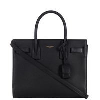 Sac De Jour baby leather tote | Saint Laurent | MATCHESFASHION.COM US