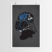 Alpha-Tone's I Am Your Father POSTER