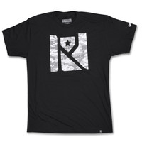 SHOOTER (BLACK TEE)