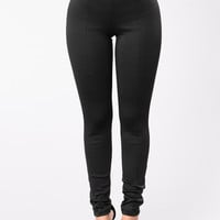 Riding Pants - Black
