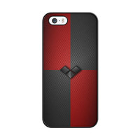 Harley Quinn Black Diamonds iPhone 5|5S Case