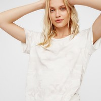 Free People We The Free Army Tee