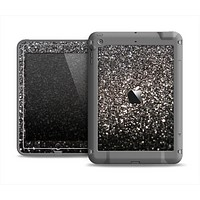 The Black Unfocused Sparkle Apple iPad Mini LifeProof Fre Case Skin Set