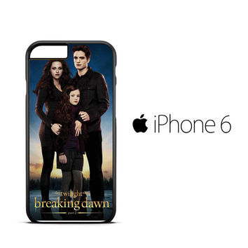 The Twilight Breaking Dawn part two Y1262 iPhone 6 Case