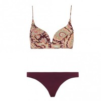 Essence Plunge Bikini - Swimwear - Swim & Resort