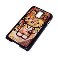 OBEY HELLO KITTY Samsung Galaxy S5 Case