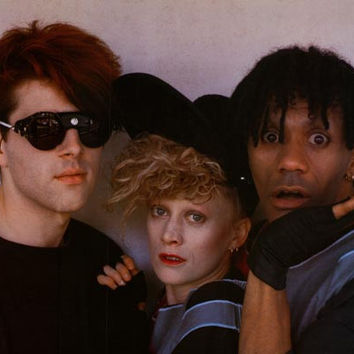 Thompson Twins 1984 Band Poster 24x36