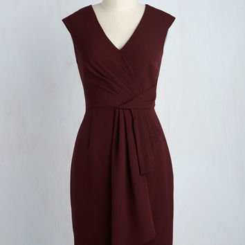 Master Your Manners Sheath Dress | Mod Retro Vintage Dresses | ModCloth.com