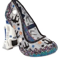 Star Wars Mesh Battlefront R2D2 Womens Heel
