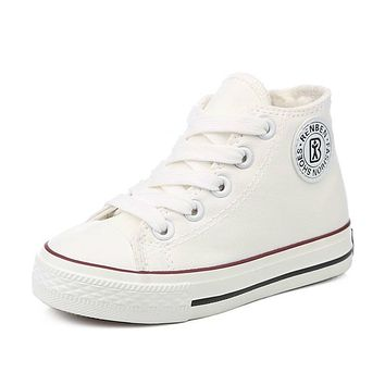 OB Children's High Top Sneaker Shoes