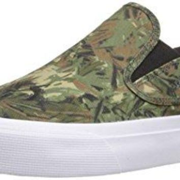 DC Men's Trase Slip-On SP Skate Shoe
