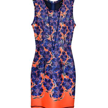 Cynthia Rowley - Bonded Shift Dress | Dresses