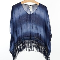 Billabong Big Timer Poncho - Women's Shirts/Tops | Buckle