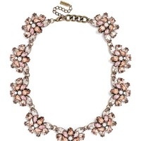 Crystal Flutter Collar