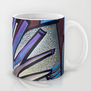 WINGS Mug by Deyana Deco