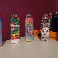 Trippy Lighters