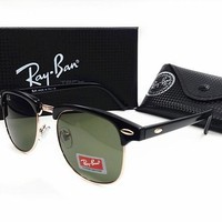 Ray-Ban sunglass AA Classic Aviator Sunglasses, Polarized, 100% UV protection [2974244908]