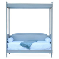 St. Andrew's Canopy Daybed, Gray, Daybeds