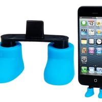 Shoe Shaped Stand for iPhone 5/iPad 4 Best Seller (Blue) - IP3425L