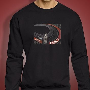 Elliott Smith Figure Men'S Sweatshirt