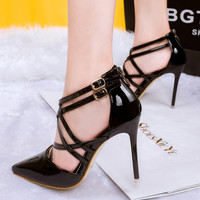 Sexy pointed toe High Heels