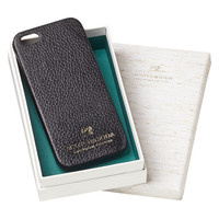 Leather iPhone 4 hardcover - Scotch & Soda