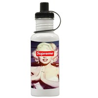 Gift Water Bottles | Marilyn Monroe Supreme Aluminum Water Bottles
