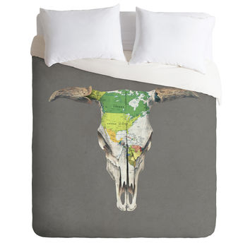 Terry Fan Go West Duvet Cover